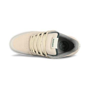 Etnies Marana Skate Shoes - White/Green