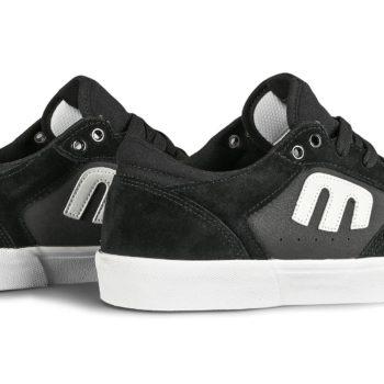 Etnies Windrow Vulc Skate Shoes - Black/White/Gum