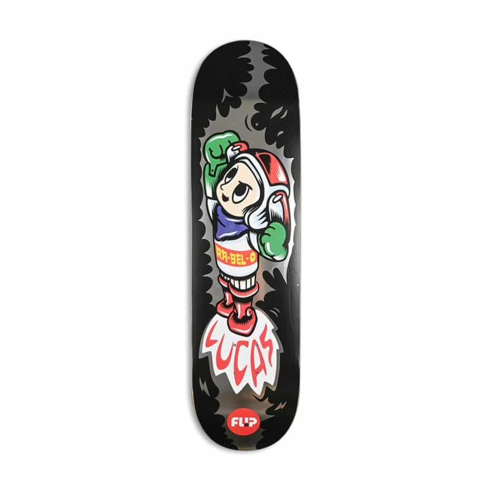 "Flip Lucas Rabelo Tin Toy 8.25"" Skateboard Deck"