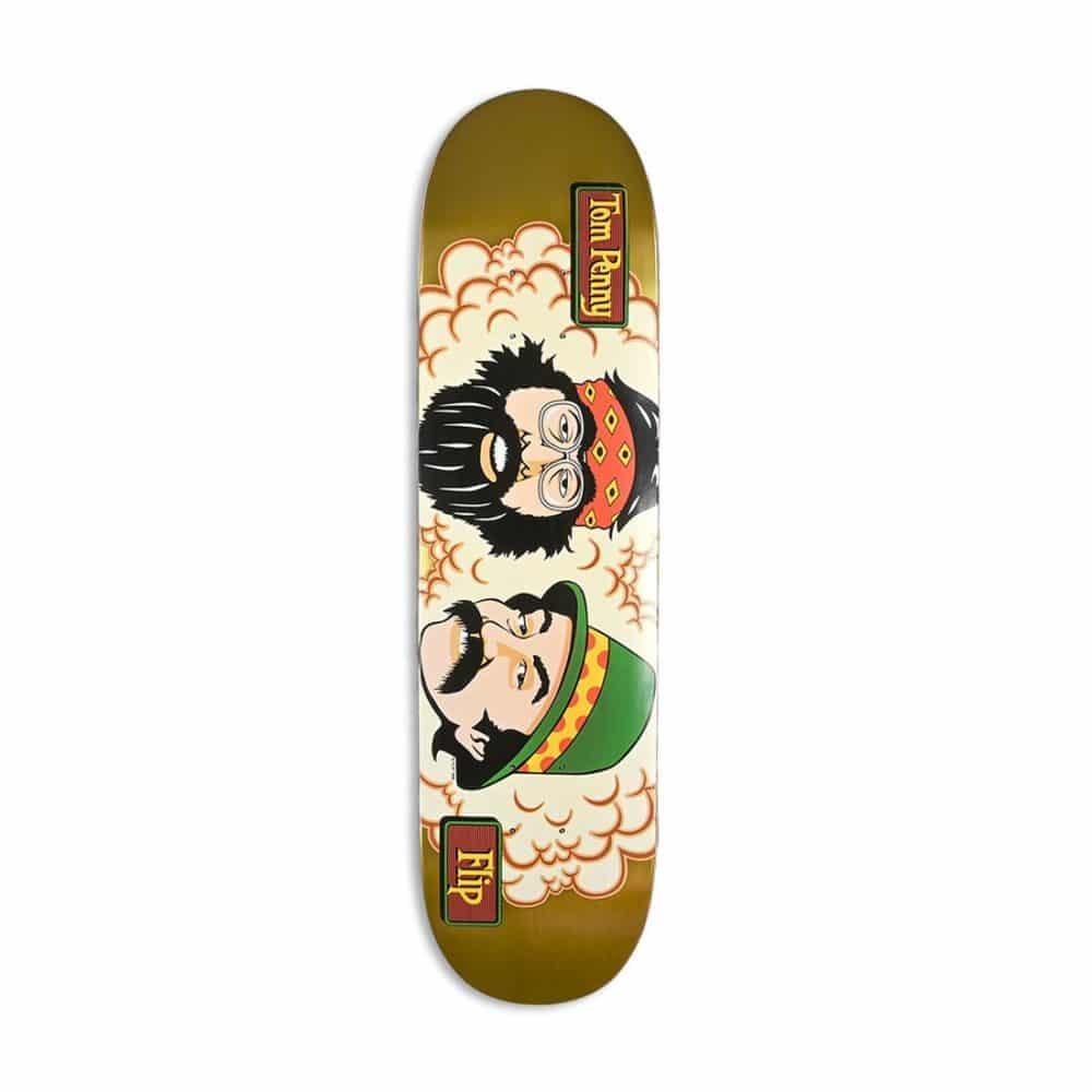 "Flip Tom Penny Friends 8"" Skateboard Deck - 50th Anniversary"