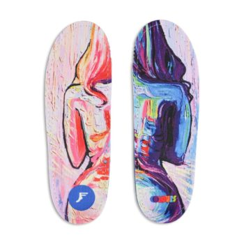 Footprint Gamechanger Orthotic Insoles - Colours Collective