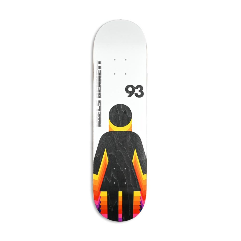 Girl Future OG Niels Bennett Skateboard Deck