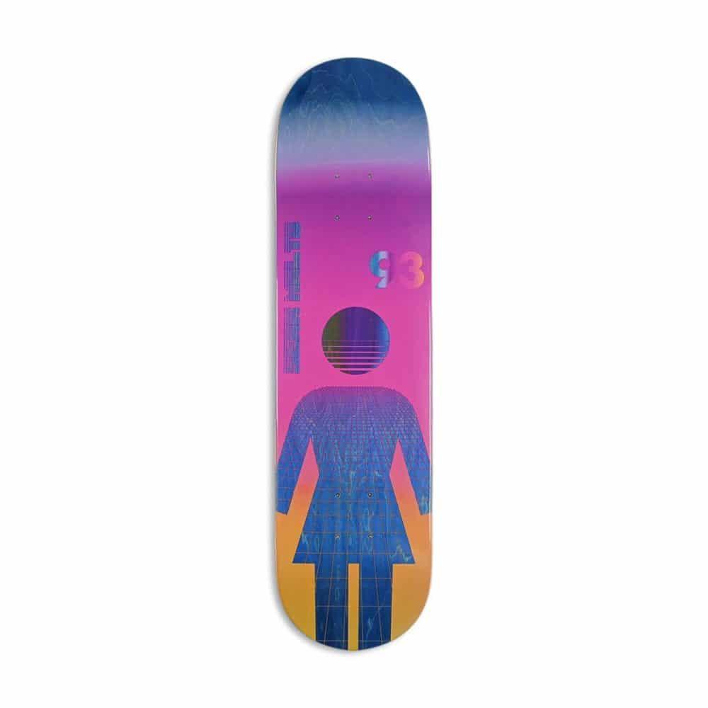 Girl Future OG Sean Malto Skateboard Deck