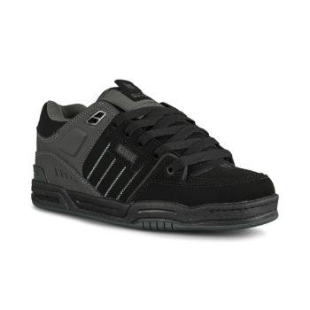Globe Fusion Skate Shoes - Black / Night