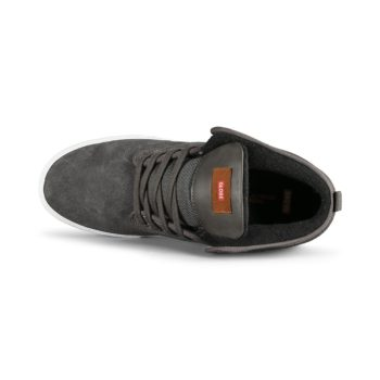 Globe Motley Mid Skate Shoes - Dark Shadow / Antique