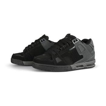 Globe Sabre Skate Shoes - Black / Phantom Split
