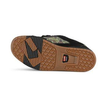 Globe Sabre Skate Shoes - Black / Camo