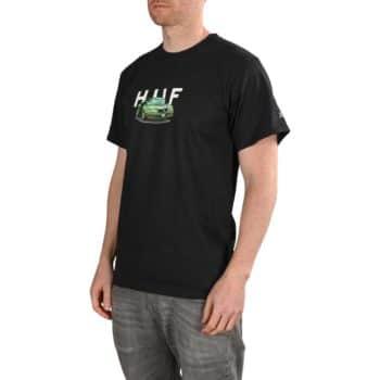 HUF x Street Fighter Bonus Stage S/S T-Shirt - Black