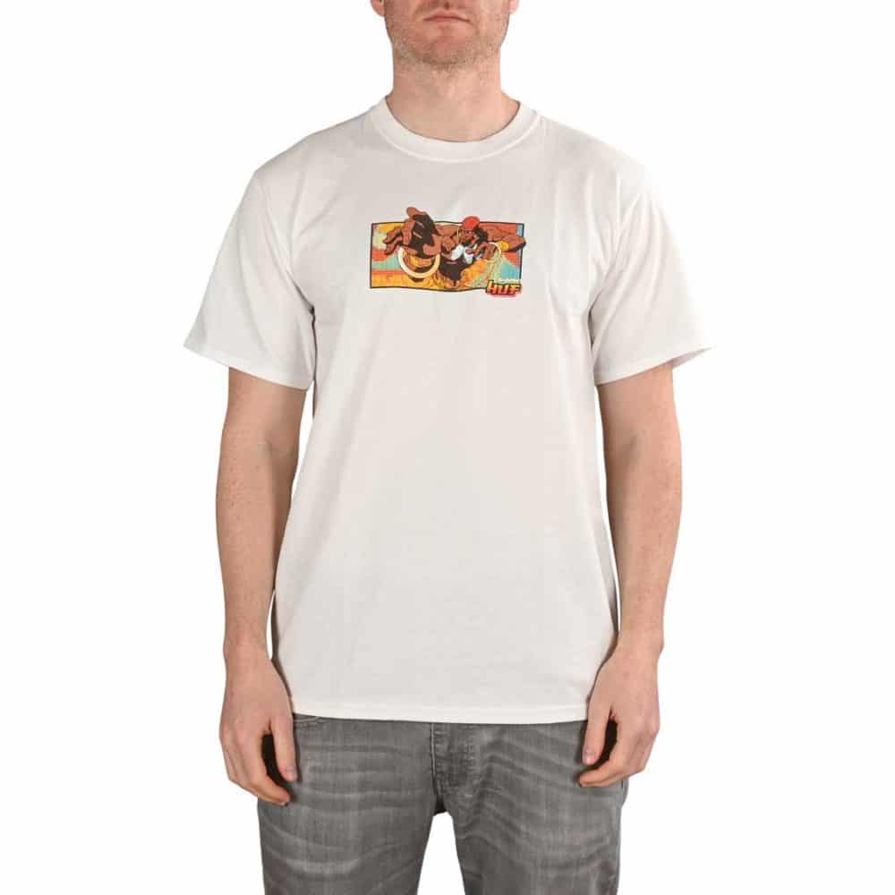 HUF x Street Fighter Dhalsim S/S T-Shirt - White