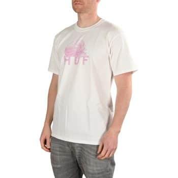 HUF Data Death S/S T-Shirt - White