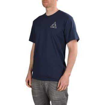 HUF Essentials TT S/S T-Shirt - Navy