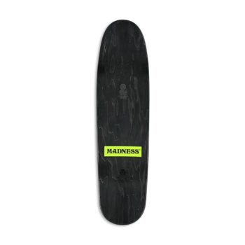 """Madness Creeper R7 8.5"""" Skateboard Deck - Holographic"""