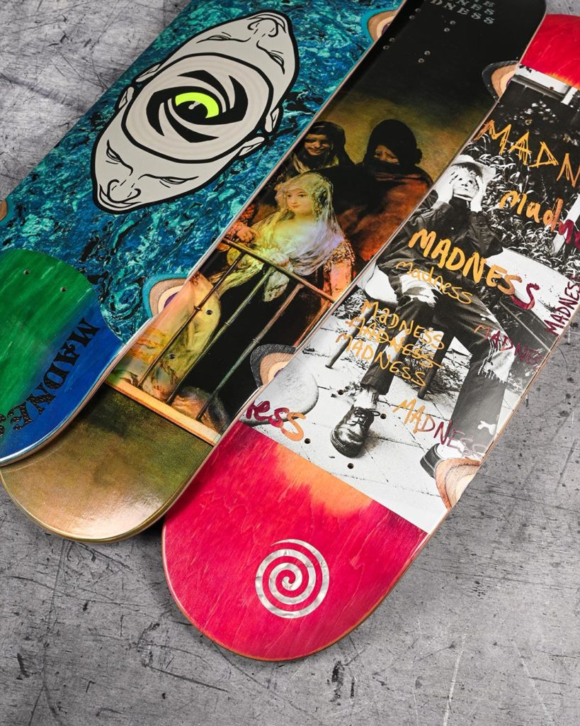 Madness Skateboards Spring 2021