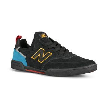 New Balance Numeric 288 Shoes - Black/Yellow