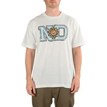 New Deal ND Price Point S/S T-Shirt - White