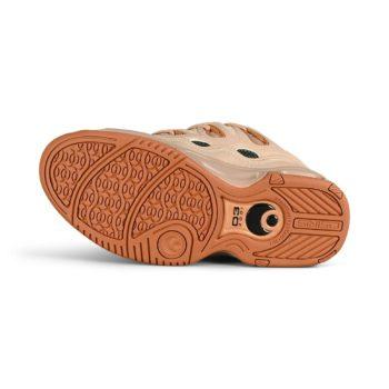 Osiris D3 2001 Skate Shoes - Copperhead/Sand/Tan
