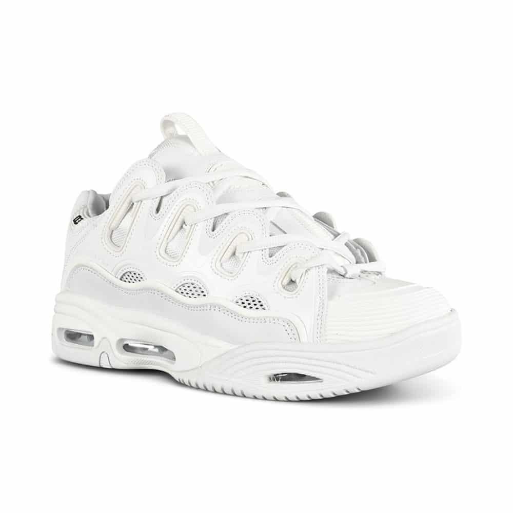 Osiris D3 2001 Skate Shoes - Luminate/White/White