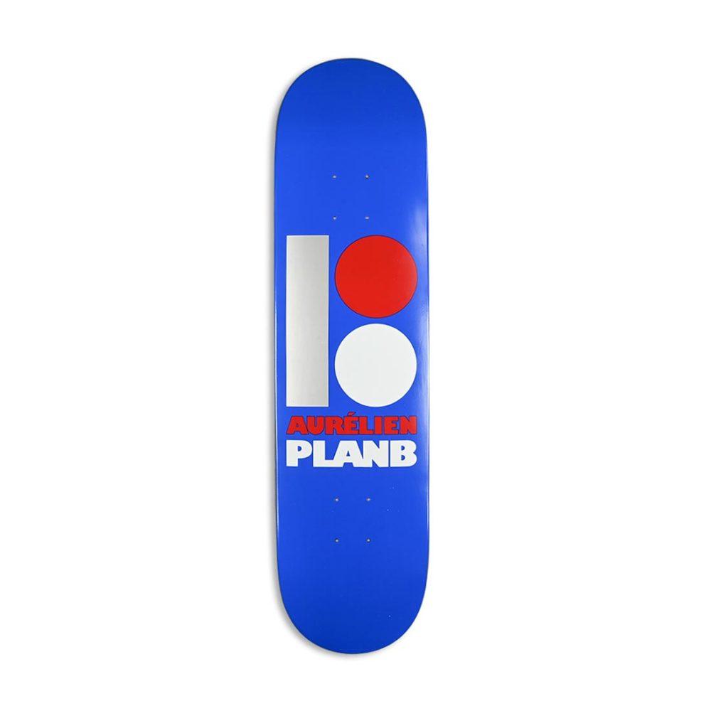 """Plan B Aurelien Original 8"""" Skateboard Deck"""