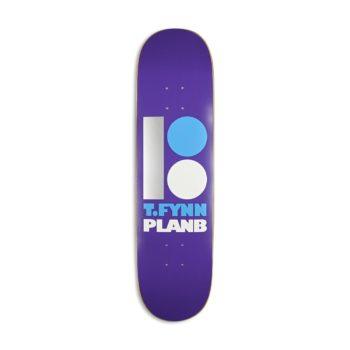 "Plan B Fynn Original 8.25"" Skateboard Deck"