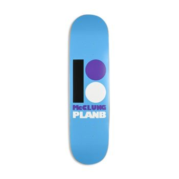 """Plan B McClung Original 8.125"""" Skateboard Deck"""