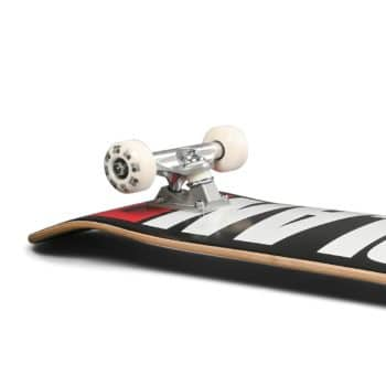 "Plan B OG Team 8"" Complete Skateboard - Black"