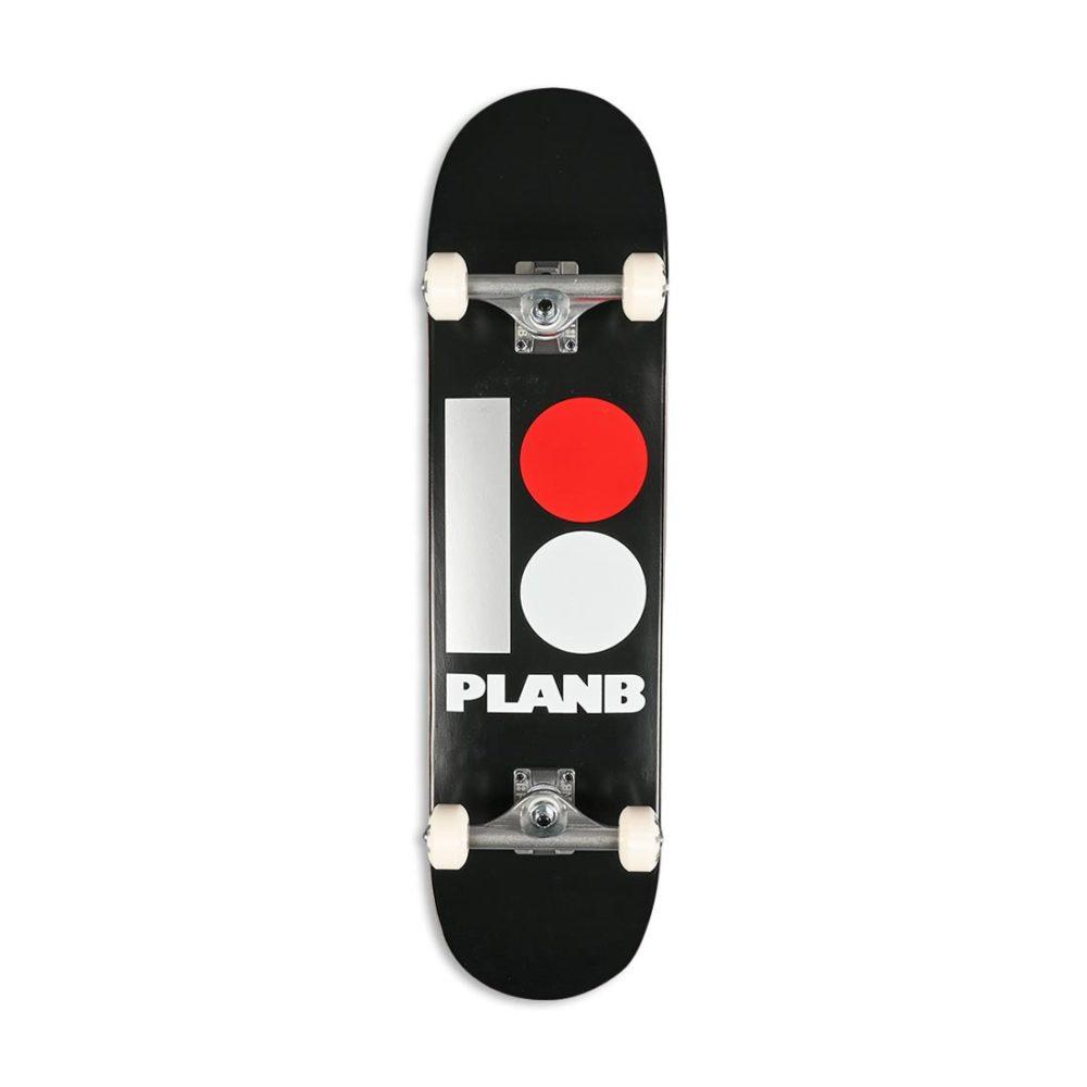 "Plan B Original 8"" Complete Skateboard - Black"