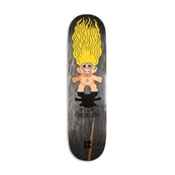 "Plan B Sheckler Trolls 8"" Skateboard Deck"