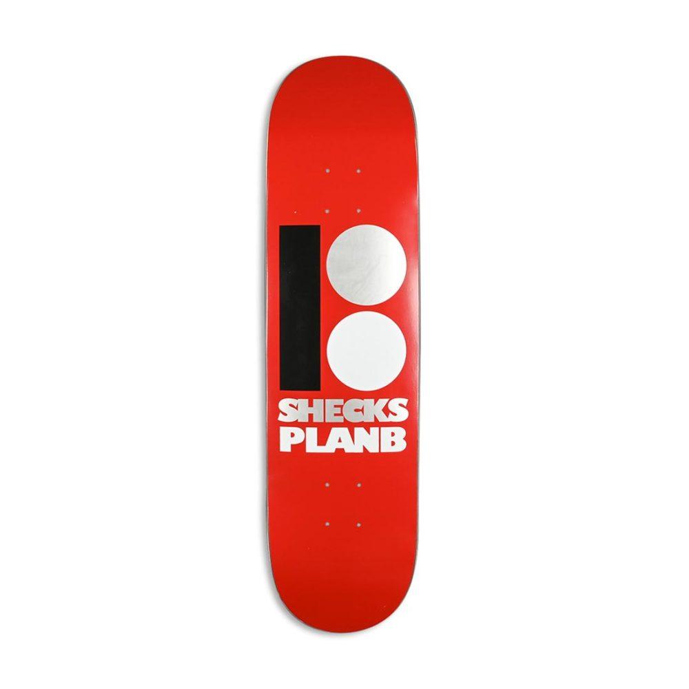 "Plan B Shecks Original 8.125"" Skateboard Deck"