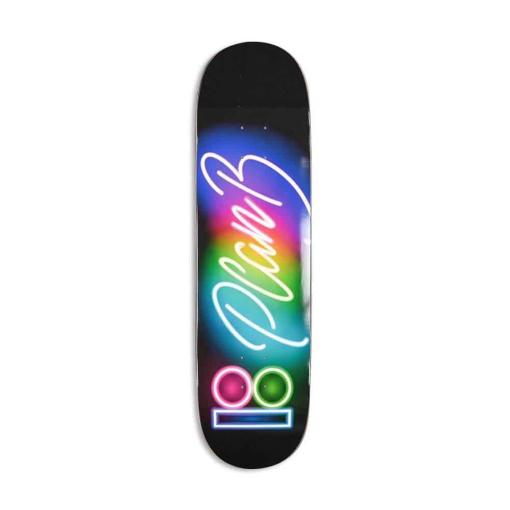 "Plan B Team Neon 8.375"" Skateboard Deck"