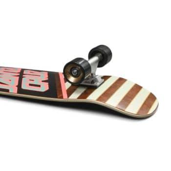 "Santa Cruz Street Cruzer 29.05"" Cruiser Skateboard - Multi Colour"