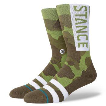 Stance OG Crew Socks - Camo