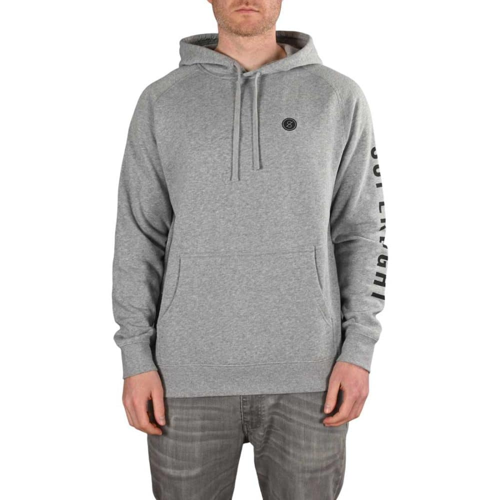 Supereight Supply Co Icon Pullover Hoodie - Heather