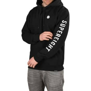 Supereight Supply Co Icon Pullover Hoodie - Black