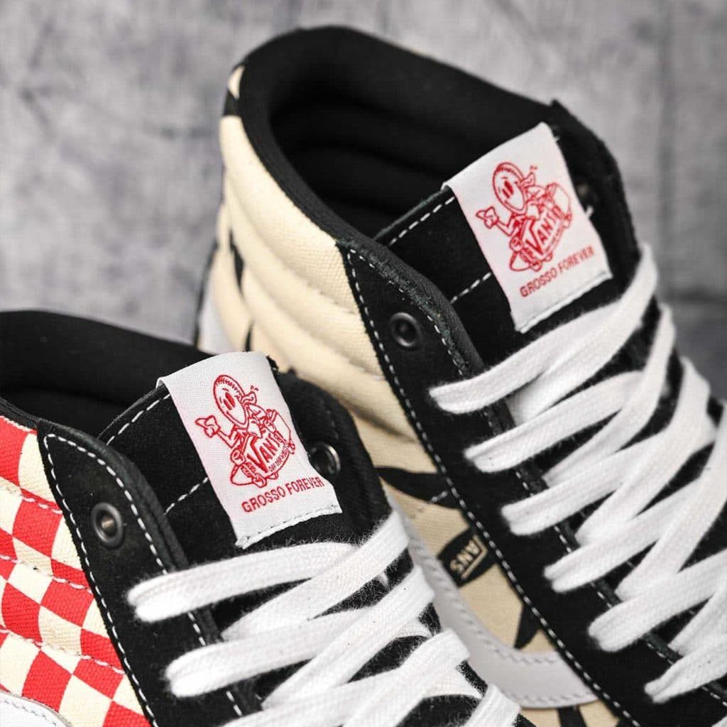 Vans Grosso Sk8-Hi Shoes