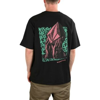 Volcom Stone Face LSE S/S T-Shirt - Black