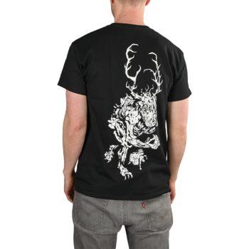 Welcome Wendigo S/S T-Shirt - Black