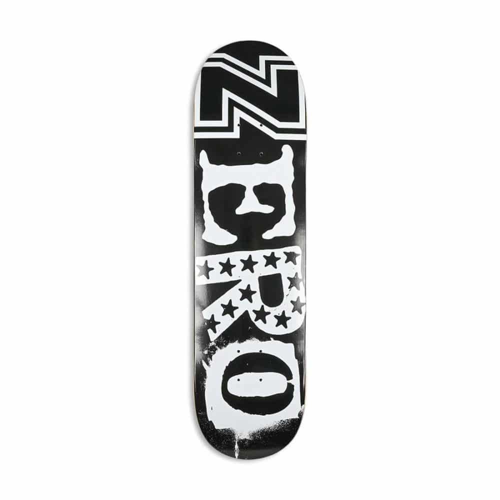 Zero Legacy Ransom Skateboard Deck