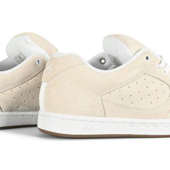 eS Accel OG Skate Shoes - White/Gum