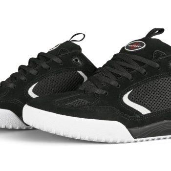 eS Quattro Skate Shoes - Black
