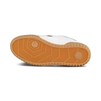 eS Quattro Skate Shoes - White/Gum