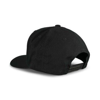 Brixton Alton C MP Snapback Cap - Black