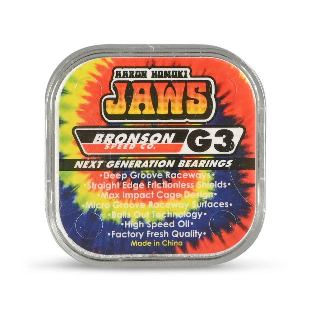Bronson Speed Co G3 Aaron 'JAWS' Homoki Pro Bearings