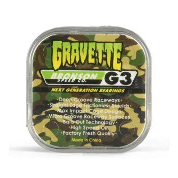Bronson Speed Co G3 David Gravette Pro Bearings