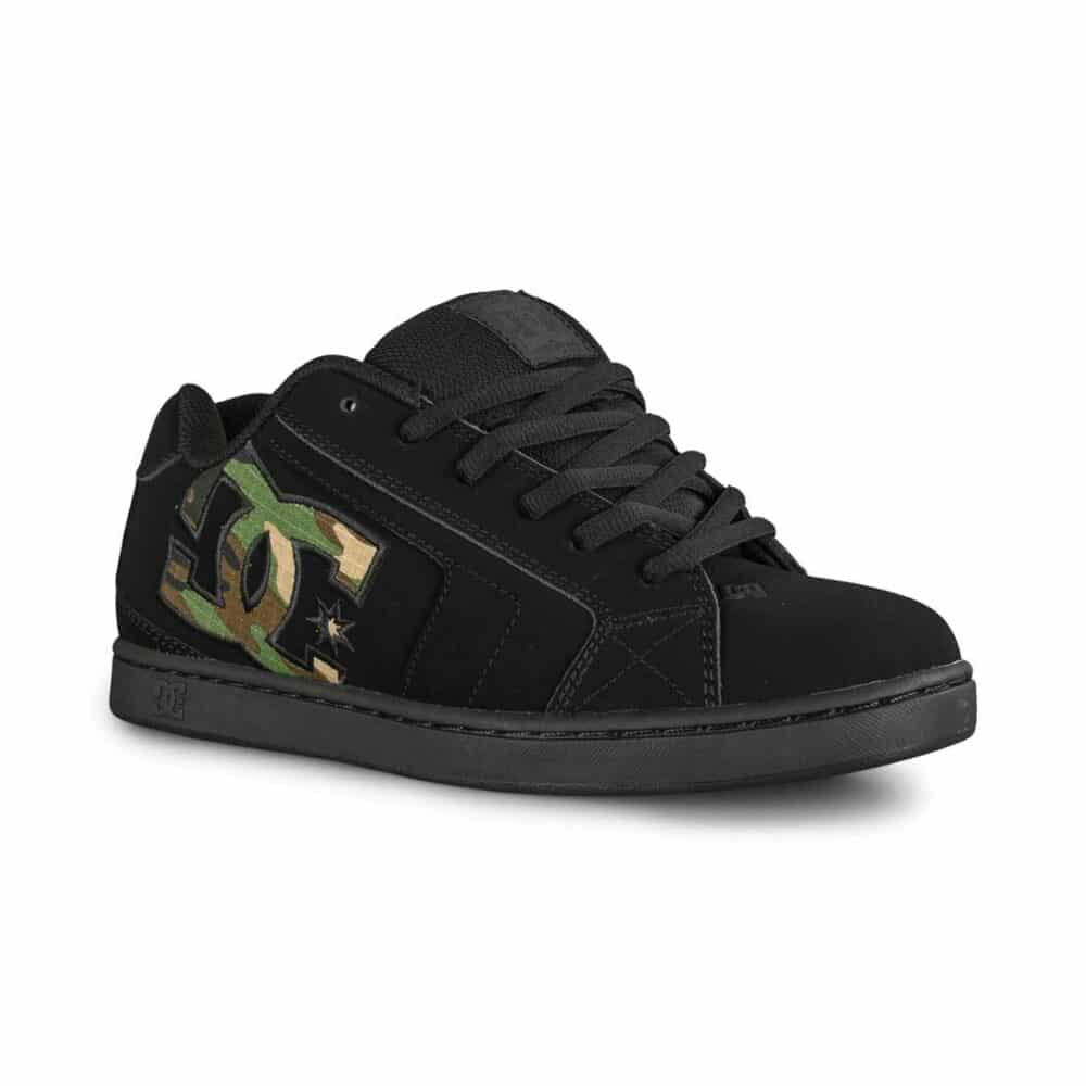 DC Shoes Net - Black/Camo Print
