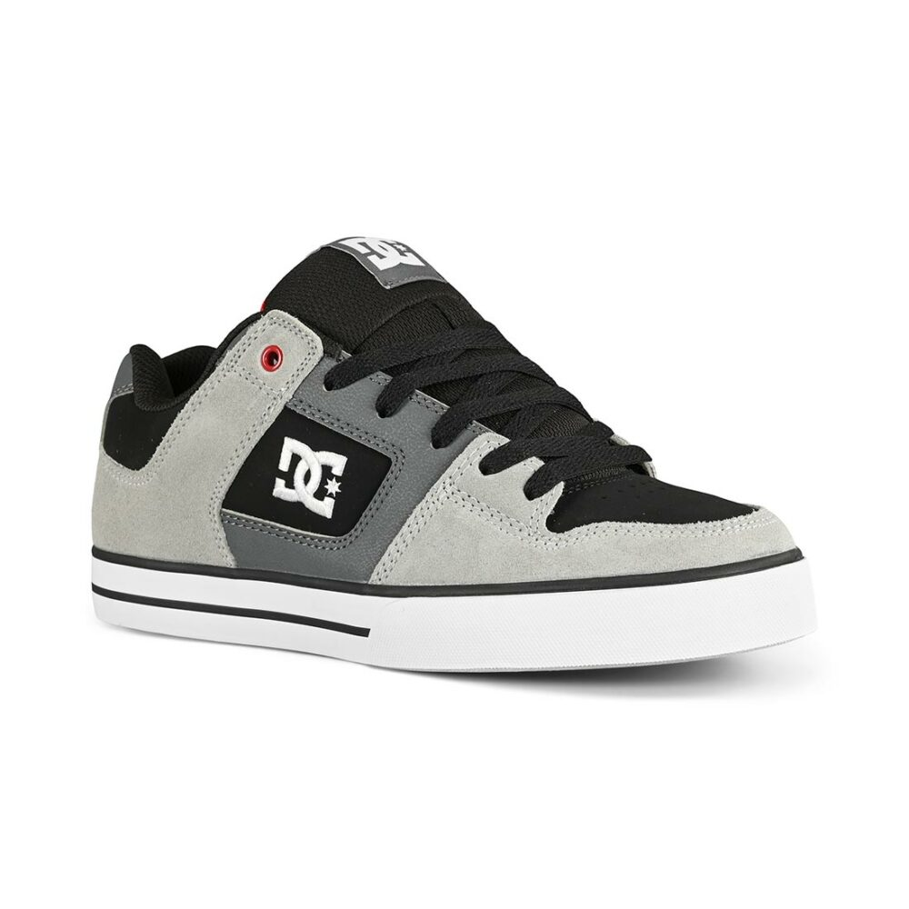 DC Pure - Black/Grey/Red