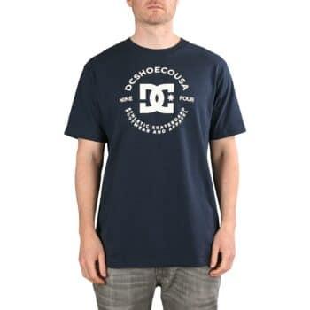 DC Star Pilot S/S T-Shirt - Navy Blazer