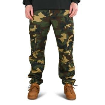 DC Warehouse Cargo Pants - Camo