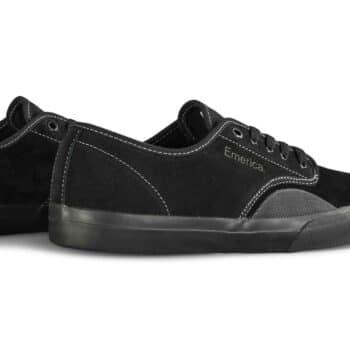 Emerica Wino Standard Skate Shoes - Black / Purple