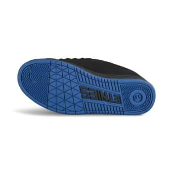 Etnies Kingpin 2 Skate Shoes - Black / Black / Royal