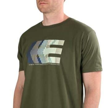 Etnies After Burn S/S T-Shirt - Military